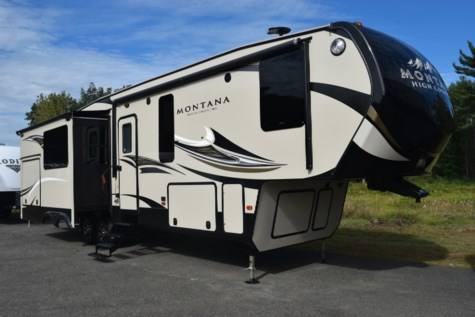 Used 2017 Keystone Montana High Country 345RL For Sale by Diamond RV Centre, Inc. available in West Hatfield, Massachusetts