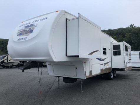 Used 2007 Keystone Copper Canyon 328sas For Sale by Diamond RV Centre, Inc. available in West Hatfield, Massachusetts
