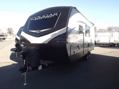 New 2019 Keystone Cougar Half-Ton 22RBS For Sale by Diamond RV Centre, Inc. available in West Hatfield, Massachusetts
