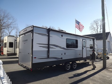 New 2019 Keystone Springdale 27TH For Sale by Diamond RV Centre, Inc. available in West Hatfield, Massachusetts