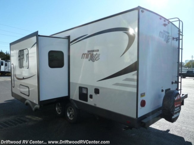 New 2020 Forest River Rockwood Mini Lite 2507S available in Clermont, New Jersey