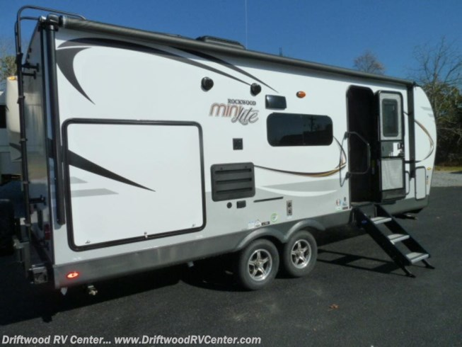2020 Forest River Rockwood Mini Lite 2507S - New Travel Trailer For Sale by Driftwood RV Center in Clermont, New Jersey