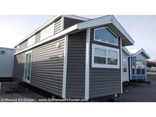 2021 RC Industries Canterbury Parkvue 38FKISL - New Park Model For Sale by Driftwood RV Center in Clermont, New Jersey