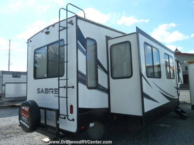 Used 2019 Forest River Sabre 36BHQ available in Clermont, New Jersey