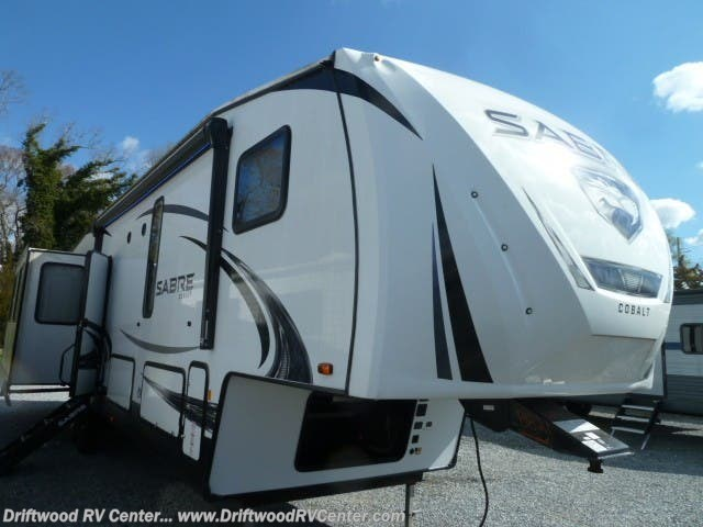 2019 Sabre 36BHQ by Forest River from Driftwood RV Center in Clermont, New Jersey