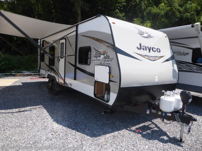 New 2020 Jayco Jay Flight SLX 8 available in Louisville, Tennessee