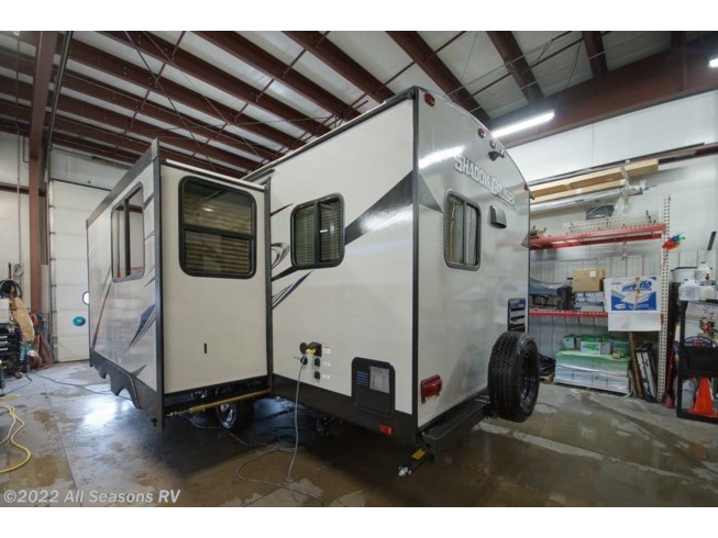 2018 Shadow Cruiser 251RKS by Cruiser RV from All Seasons RV in Muskegon, Michigan