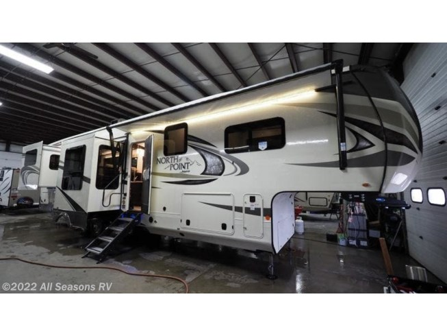 New 2019 Jayco North Point 387RDFS available in Muskegon, Michigan