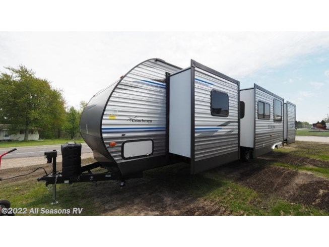 2020 Catalina Legacy Edition 343BHTS by Coachmen from All Seasons RV in Muskegon, Michigan