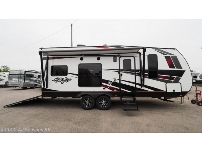 2020 Cruiser RV Stryker ST-2313 - New Toy Hauler For Sale by All Seasons RV in Muskegon, Michigan