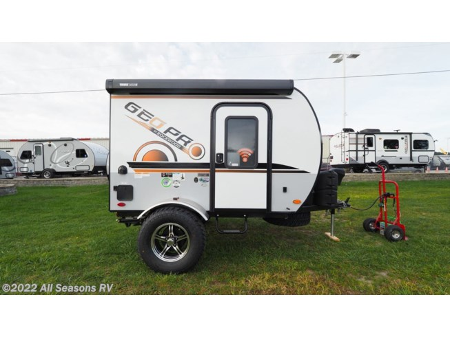 New 2020 Forest River Rockwood Geo Pro 12RK available in Muskegon, Michigan