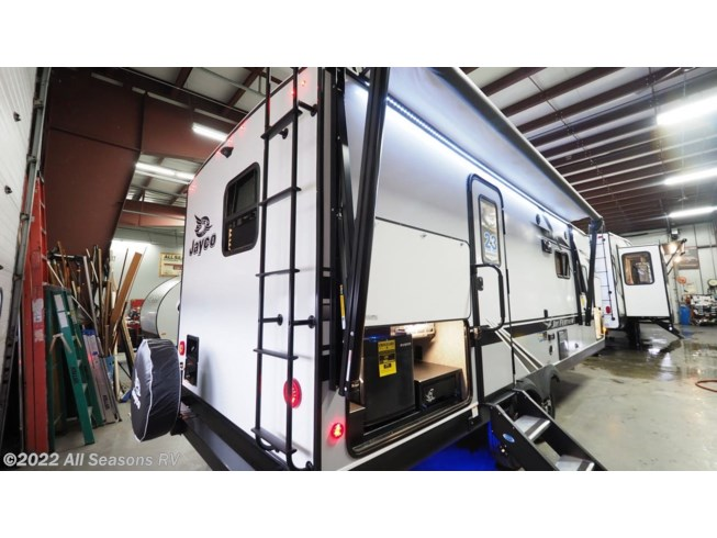 New 2020 Jayco Jay Feather 22RB available in Muskegon, Michigan