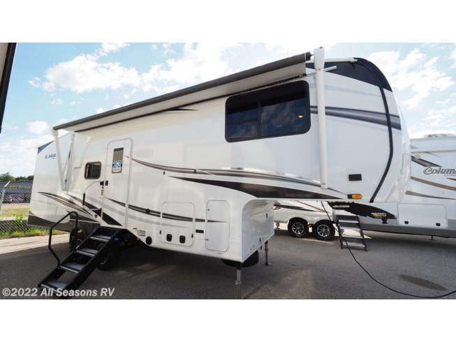 New 2021 Jayco Eagle HT 24RE available in Muskegon, Michigan