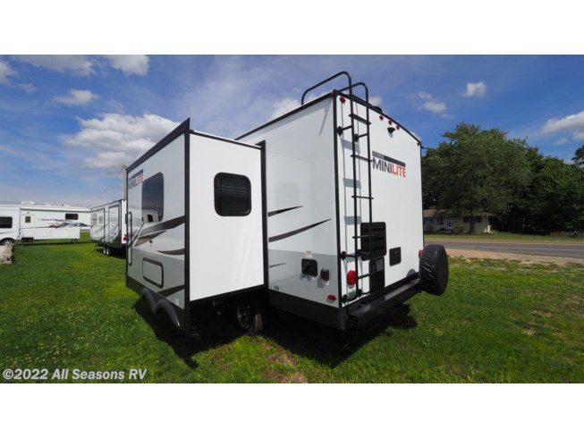 New 2021 Forest River Rockwood Mini Lite 2104S available in Muskegon, Michigan
