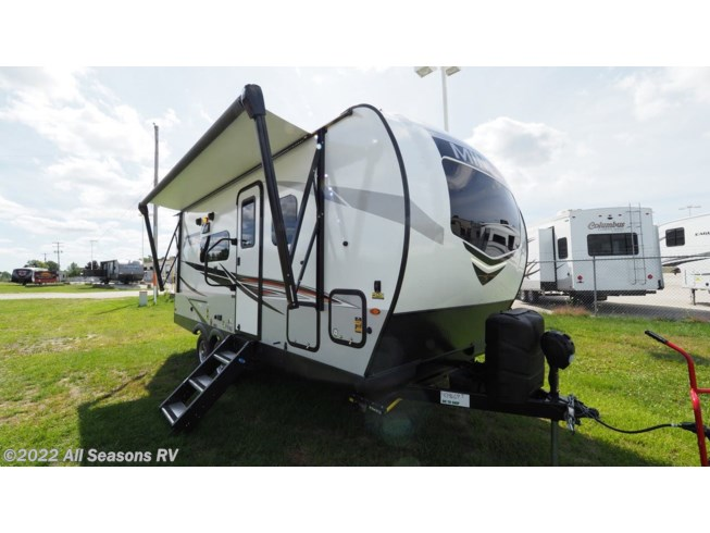 2021 Forest River Rockwood Mini Lite 2104S - New Travel Trailer For Sale by All Seasons RV in Muskegon, Michigan