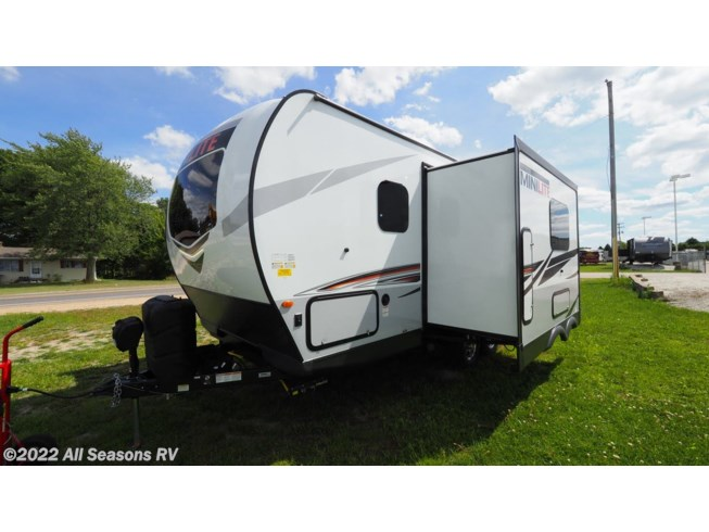2021 Rockwood Mini Lite 2104S by Forest River from All Seasons RV in Muskegon, Michigan