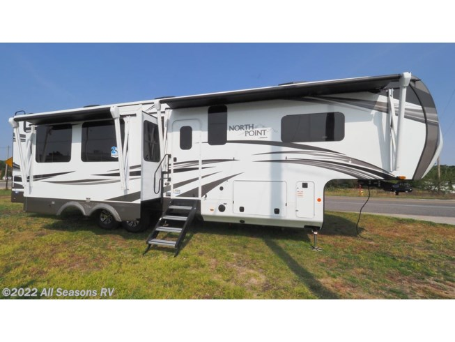 New 2021 Jayco North Point 373BHOK available in Muskegon, Michigan