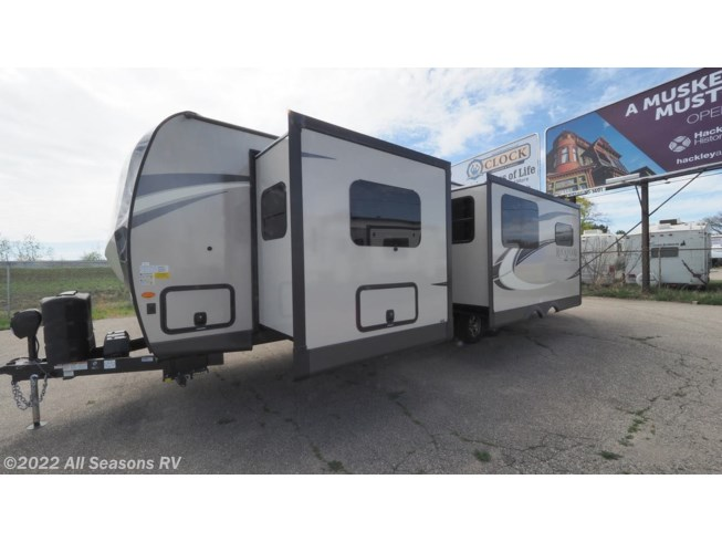 2021 Rockwood Ultra Lite 2912BS by Forest River from All Seasons RV in Muskegon, Michigan