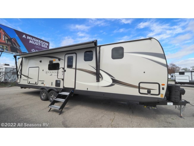 New 2021 Forest River Rockwood Ultra Lite 2912BS available in Muskegon, Michigan