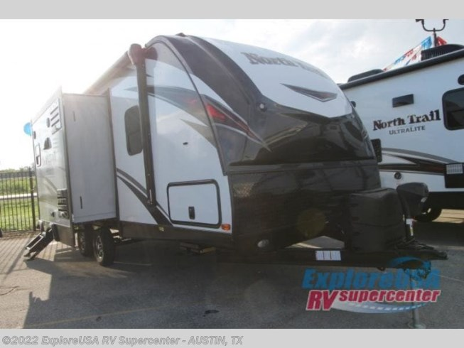 New 2019 Heartland North Trail 23RBS available in Kyle, Texas