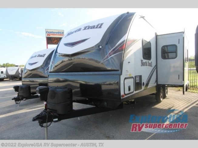 2019 Heartland North Trail 23RBS - New Travel Trailer For Sale by ExploreUSA RV Supercenter - KYLE, TX in Kyle, Texas features Slideout