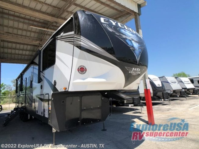 New 2021 Heartland Cyclone 4007 available in Kyle, Texas