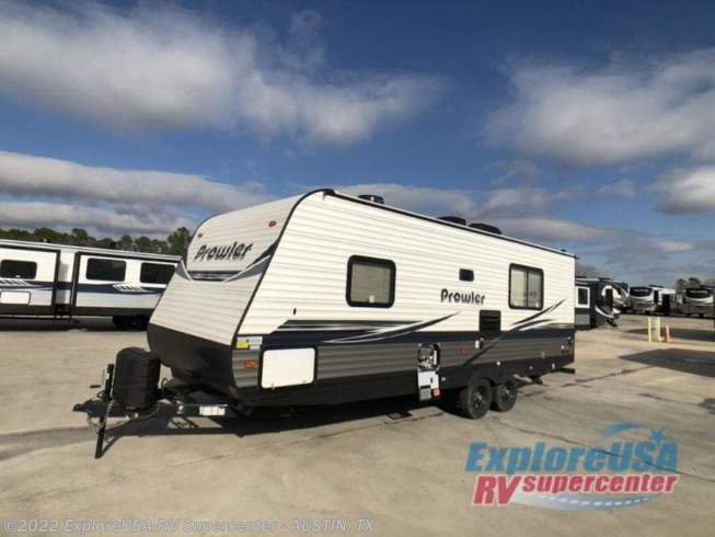 2020 Prowler 240RB by Heartland from ExploreUSA RV Supercenter - KYLE, TX in Kyle, Texas