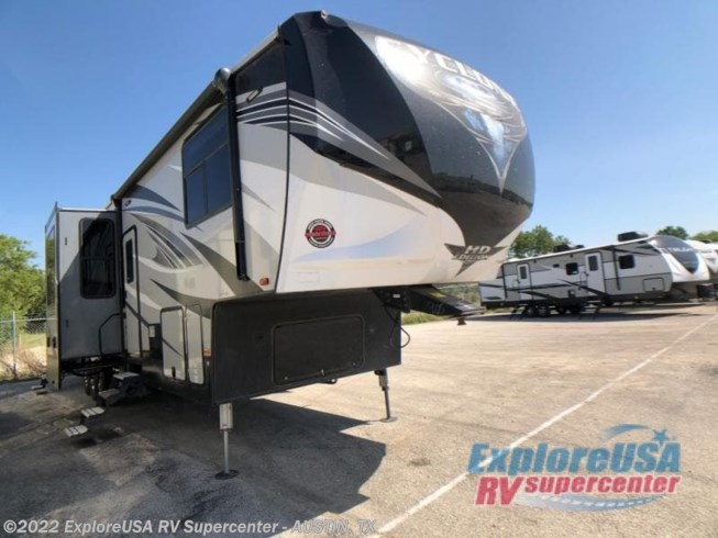 Used 2018 Heartland Cyclone 4005 available in Kyle, Texas