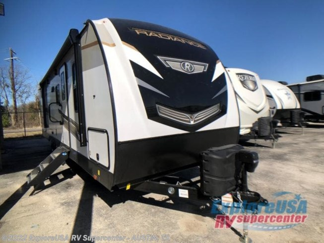New 2021 Cruiser RV Radiance Ultra Lite 28QD available in Kyle, Texas
