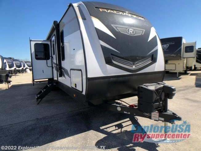New 2021 Cruiser RV Radiance Ultra Lite 32BH available in Kyle, Texas