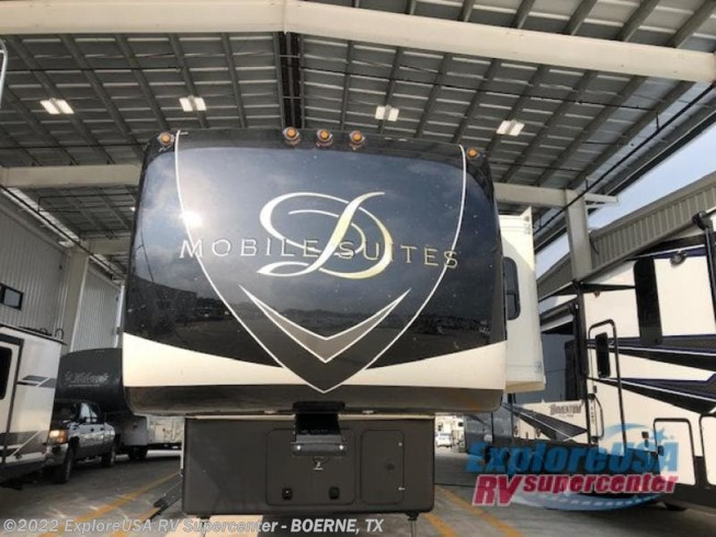 New 2020 DRV Mobile Suites 41 RKSB4 available in Boerne, Texas