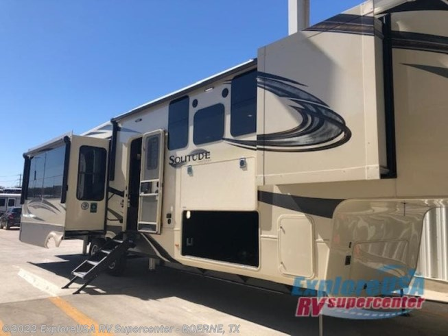 New 2020 Grand Design Solitude 372WB R available in Boerne, Texas