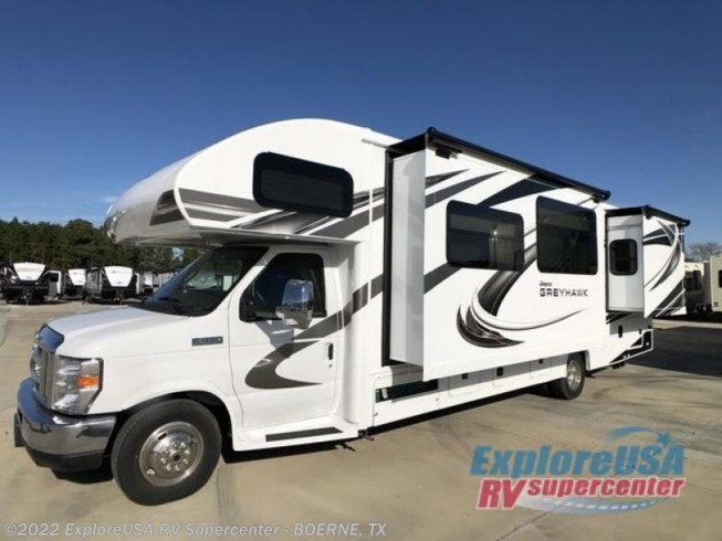 New 2020 Jayco Greyhawk 29MV available in Boerne, Texas