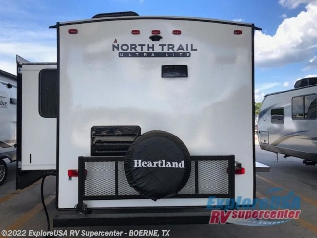 2021 North Trail 28RKDS by Heartland from ExploreUSA RV Supercenter - BOERNE, TX in Boerne, Texas