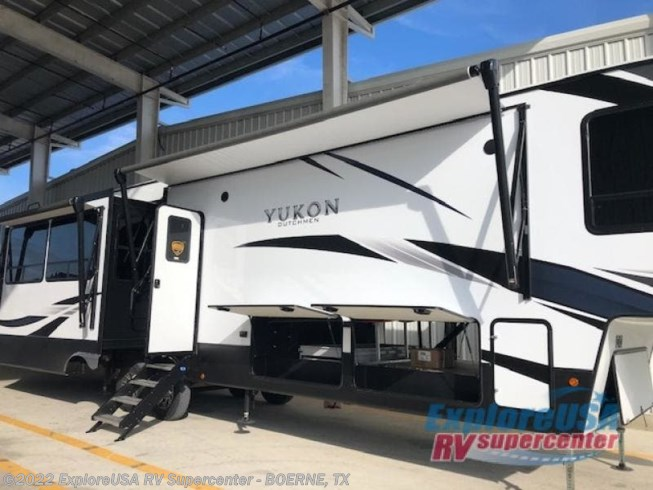 New 2021 Dutchmen Yukon 400RL available in Boerne, Texas