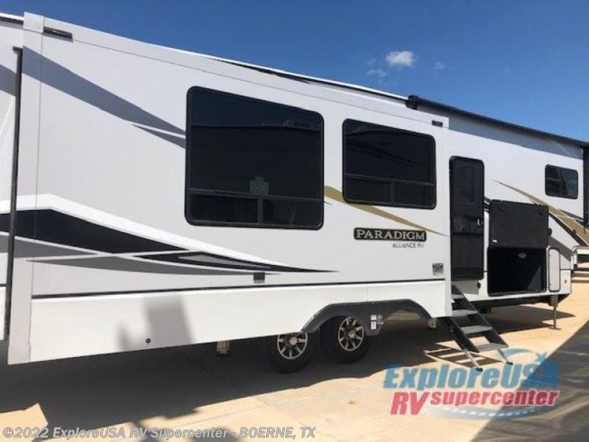 New 2021 Alliance RV Paradigm 372RK available in Boerne, Texas