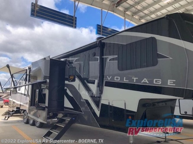 New 2021 Dutchmen Voltage 4145 available in Boerne, Texas