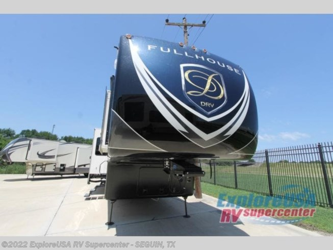 2020 FullHouse LX455 by DRV from ExploreUSA RV Supercenter - SEGUIN, TX in Seguin, Texas