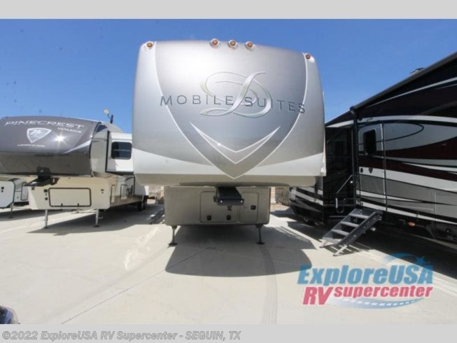 New 2020 DRV Mobile Suites 36 RKSB available in Seguin, Texas
