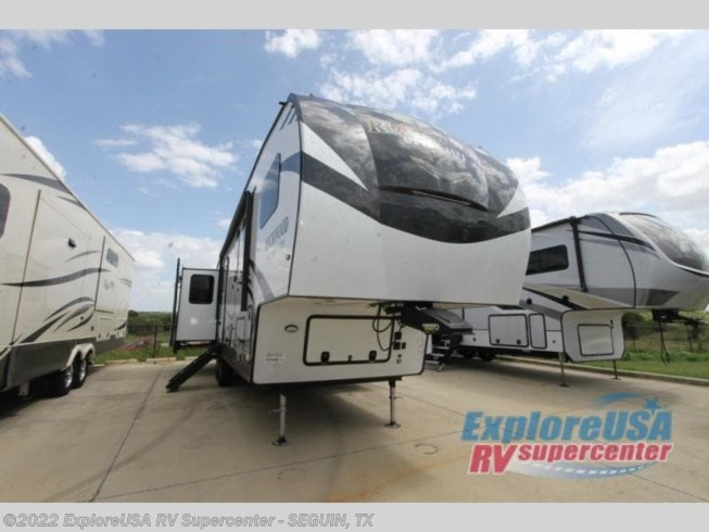 2021 Forest River Rockwood Signature Ultra Lite 2896MB - New Fifth Wheel For Sale by ExploreUSA RV Supercenter - SEGUIN, TX in Seguin, Texas