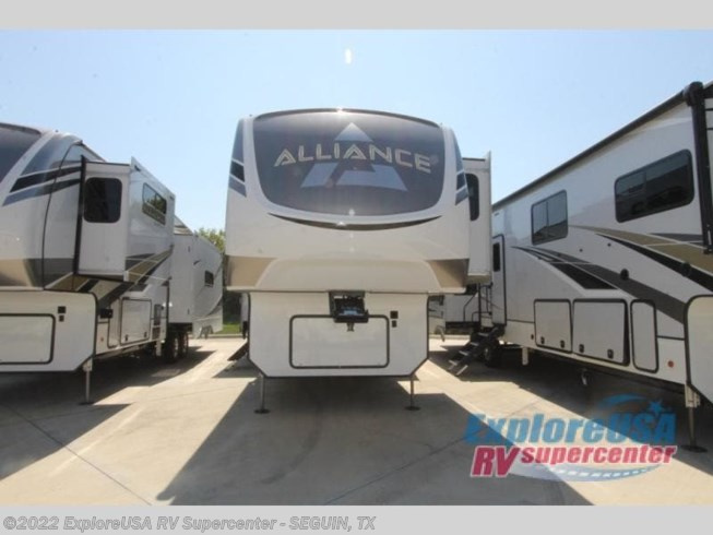 New 2021 Alliance RV Paradigm 340RL available in Seguin, Texas