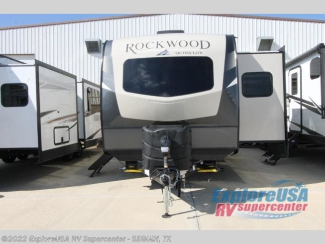 New 2021 Forest River Rockwood Ultra Lite 2614BS available in Seguin, Texas
