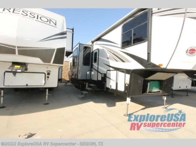 2018 Cyclone 4005 by Heartland from ExploreUSA RV Supercenter - SEGUIN, TX in Seguin, Texas