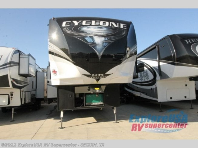 Used 2018 Heartland Cyclone 4005 available in Seguin, Texas