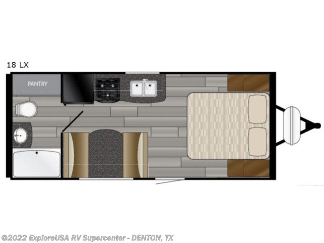 2019 Heartland Rv Prowler Lynx 18 Lx For Sale In Denton