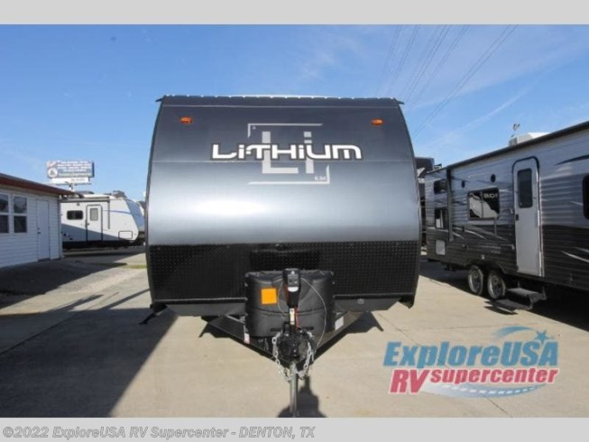 New 2020 Heartland Lithium 2414 available in Denton, Texas