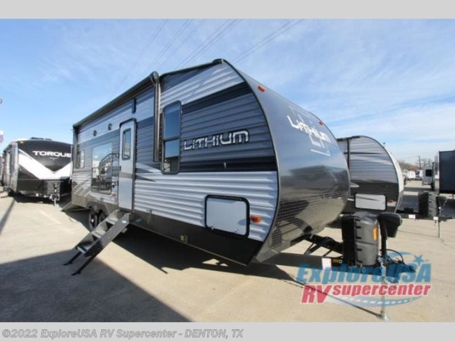2020 Lithium 2414 by Heartland from ExploreUSA RV Supercenter - DENTON, TX in Denton, Texas