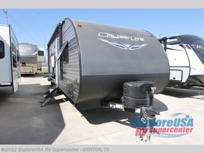 Used 2020 Forest River Salem Cruise Lite 263BHXL available in Denton, Texas