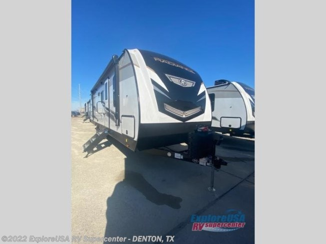 New 2021 Cruiser RV Radiance Ultra Lite 28QD available in Denton, Texas