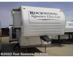 #200814 - 2009 Forest River Rockwood Signature Ultra Lite 8265WS